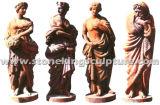 Het Standbeeld van het Gietijzer voor de Decoratie van de Tuin en van het Huis (sk-6678)