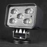 """EMC a approuvé 6 """" Square CREE LED Lampe de feux de travail du tracteur"""