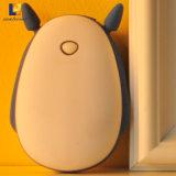 Mehrfachverwendbarer MiniPortable USB-Handwärmer mit beweglicher Energien-Bank