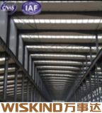 Q235 Bouw van het Frame van het Staal van Q345b de Modulaire voor de Structuur van het Pakhuis