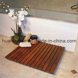 Ванны коврик из тикового дерева