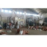 Soyabohne Simsim Mais-Mais-Weizen-Reinigungs-aufbereitende Zeile