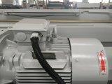 máquina de corte da guilhotina do CNC da placa de armadura de 16X2500mm