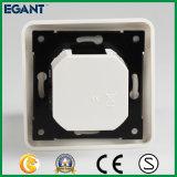 Interruptor eléctrico del amortiguador del precio de fábrica LED
