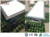 600x600 LED impermeável IP65 Luz do Painel Squre Redonda Plana com certificação UL