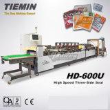 Tiemin 자동적인 고속 3 기계 HD-600u (표준 모형)를 만드는 옆 물개 부대 & 주머니
