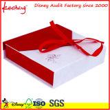 Коробка подарка упаковки ювелирных изделий серии с внутренним подносом