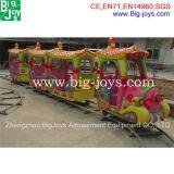 Unterhaltungs-Fahrten, 14 Sitzelektrische Serie für Verkauf (BJ-ET01)