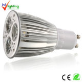 6W GU10 LED 스포트라이트 (MR16-3X2W-YL5401)