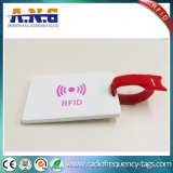 Tarjeta personal del carnet de socio de la impresión RFID para el centro de aptitud