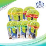 Het Verzorgen van het Huisdier van de Borstel van de hond het Hulpmiddel van Deshedding van het Haar van de Kam voor de Katten van Honden