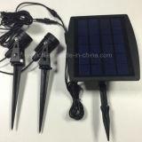 IP65 Solar-LED Scheinwerfer für im Freiendekoration
