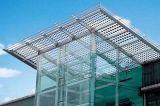 vetro rivestito Tempered di vetro a energia solare basso del ferro di 3.2mm &4mm