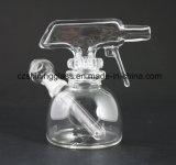 Soem-Sand sprengte Gewehr-Form-rauchendes Wasser-Glasrohr