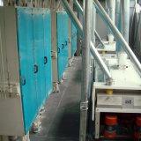 Trigo que faz a planta do moinho da fábrica de moagem para África do Sul