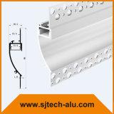 In een nis gezet LEIDEN van het Aluminium Profiel in Pleister voor Drywall de Leverancier van China