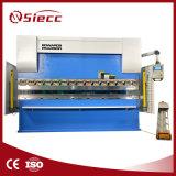 Wc67k 200t/3200 máquina de doblado, CNC freno hidráulico de presión para la venta