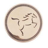 Hot vender oro clásico desafío personalizado monedas antiguas