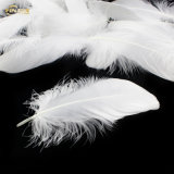 Comercio al por mayor grueso lava almohada edredón de plumas de pato de uso
