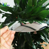 3 mm Silver miroir cosmétique avec surface lumineuse