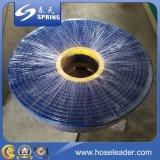 Mangueira de grande resistência especial do PVC Layflat