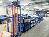Gepäck schnallt automatische Bildschirm-Drucken-Maschine mit großer Geschwindigkeit um