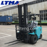 Alta Qualidade Ltma 2,5 ton Empilhadeira elétrica com bateria do carro elevador