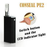 Nuova sigaretta di idee E di Seego Conseal PE2 con la batteria di carica di stile del contenitore di USB del Mic