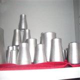 reductor concéntrico del acero inoxidable 304L 316 316L