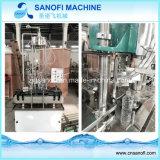 12-12-1 capacidad pequeña botella de plástico automática Máquina de Llenado de agua