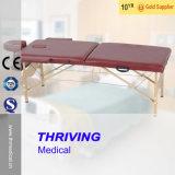 Thr-Wt003деревянный Складной массажный стол