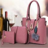 Sacchetto di spalla di cuoio elegante del Tote dell'unità di elaborazione del sacchetto della signora mano delle nuove borse di disegno