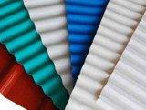 Кривая ПВХ плитки выдавливание производственной линии с пластиковую накладку экструдера