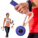 Pesos del oscilación de los pesos de la mano del oscilación de las pesas de gimnasia de la aptitud que recorren