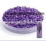 Зерна фиолета 25kg/Bag PP пластичного цвета Masterbatch зерен пурпуровые