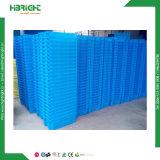 Plastikvorratsbehälter-faltender beweglicher Kasten mit seitlicher Tür