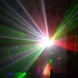 5W屋外の陸標の単一の緑のレーザー光線