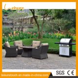 Parrilla infrarroja portable al aire libre del gas del Bbq de 7 hornillas de los muebles de múltiples funciones del jardín