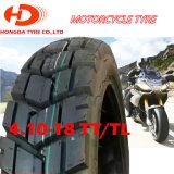 Chinesische des Reifen-hochwertiges Großhandels410-18 Bescheinigung Motorrad-des Gummireifen-Emark/ECE
