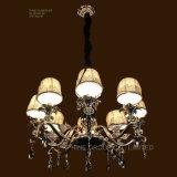 05166 Phine iluminación colgante moderno con Swarovski o K9 Decoración de cristal Lámpara de fijación de la luz de lámpara de araña