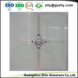 600*600 алюминиевых акустических потолочные плитки для производства строительных материалов