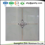 건축재료 - 중국 Enkianthus를 위한 천장판을 인쇄하는 장식적인 롤러 코팅