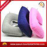 Almohadillas disponibles del cuello de la almohadilla inflable portable del recorrido