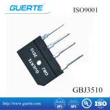 ISO9001를 가진 단일 위상 브리지 정류기 Gbj 35A 1000V