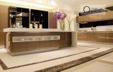 オーストラリアのプロジェクトの光沢度の高いラッカー食器棚