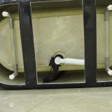 Pulido de alta calidad acrílico bañera de patas (BG-7005F)