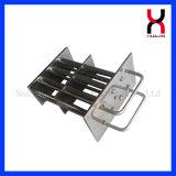 Strong NdFeB Grill magnétique permanent/ filtre/séparateur (12000GS)