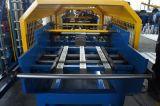 Bâtiment PPGL PPGI tuile de toit métallique couleur Ridge Cap Making Machine