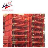 Het Frame van de Rol van de transportband, het Nuttelozere Frame van de Transportband