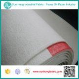 I vestiti di fabbricazione di carta della pressa hanno ritenuto nella sezione di pressa
